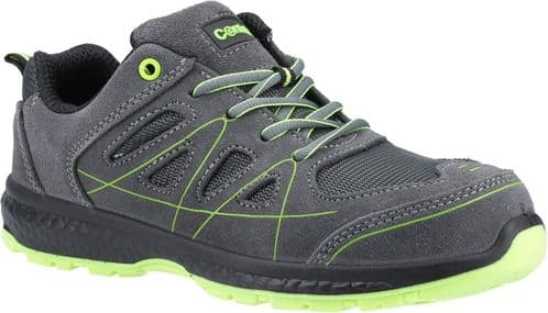 Centek FS315 Trainers Safety Grey